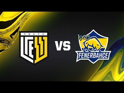 BeykentUni YouthCREW ( YC ) vs 1907 Fenerbahçe Espor ( FB ) | 2018 Yaz Mevsimi 6. Hafta