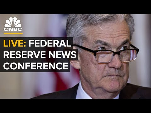 WATCH LIVE: Fed Chair Jerome Powell Delivers News Conference — Wednesday, March 20 2019