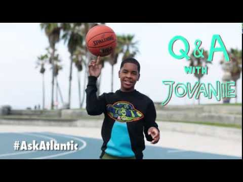 Ask Atlantic: Q&A With Jovanie