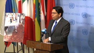 At UN, Israel defends Jerusalem security measures