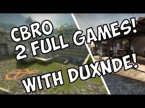 CB:RO 2 FULL GAMES WITH DUXNDE | EZ EZ EZ