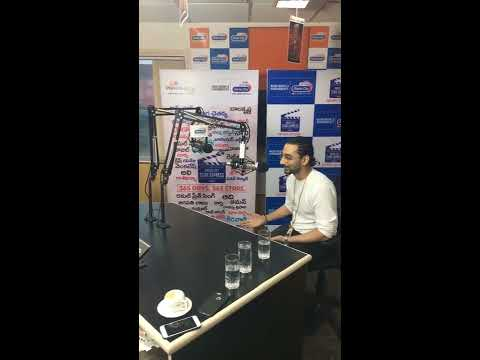 Alee Houston live on air with Radio City  91.1 FM  Hyderabad PART 1