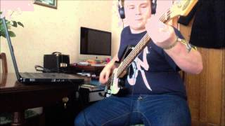 Septemberism - Man Overboard (BASS COVER)
