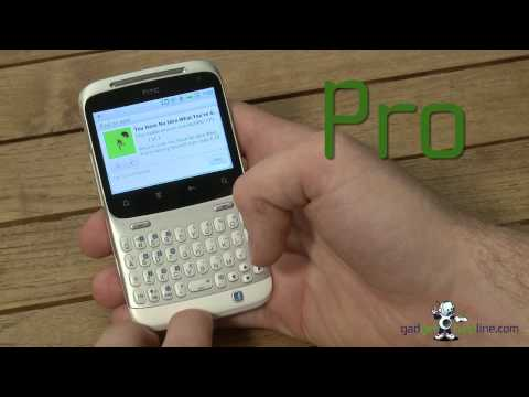 HTC ChaCha Android Gingerbread Smartphone Review