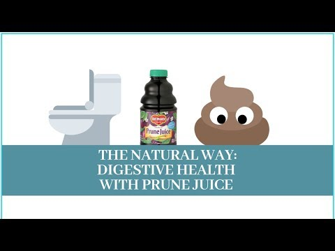 Cleanse Your Colon Fast With The Prune Juice Challenge