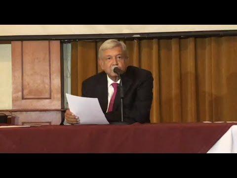 Conferencia de Andrés Manuel López Obrador (En vivo)
