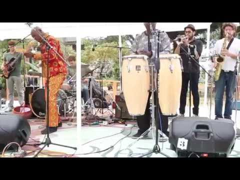 Live Music: Afro-Funk Band Berkeley People's Park