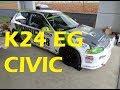 Honda Civic EG Hatch K24 Swap Project