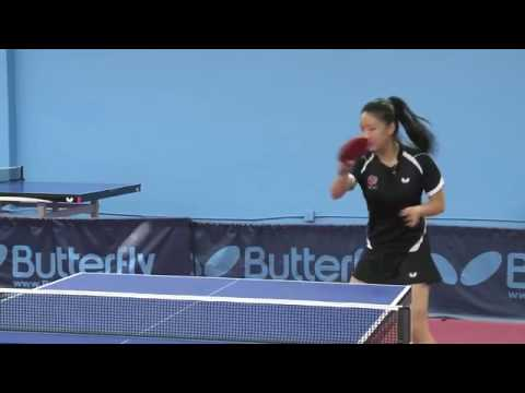 23691 rizne sport CCTV America Watch our correspondent play ping pong against Olympians