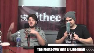 The Meltdown with JJ Liberman Ep 6 Mike Rita and Paul Thompson