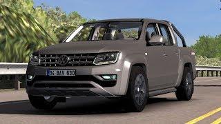 [1.32] American Truck Simulator | Volkswagen Amarok V6 | Mods