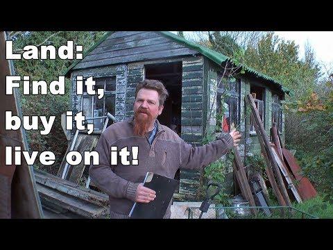 UK Off-Grid Basics 5: Land and Planning