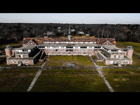 Seaside Sanatorium Waterford Connecticut