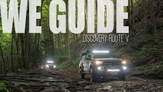 WE GUIDE: Discovery Route V