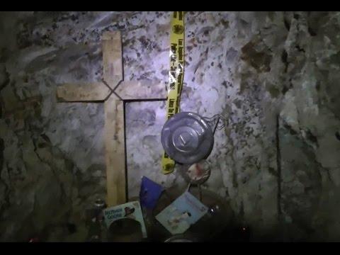 Finding Human Remains Inside a Mine at Fremont Peak