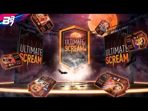 ULTIMATE SCREAM!   FIFA 19 ULTIMATE TEAM