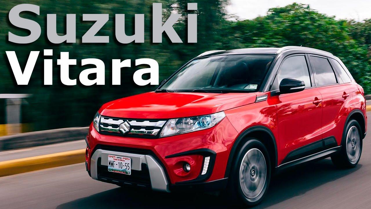 Vitara 2018 Facelift >> Suzuki Vitara 2016 - atractiva, diferente como segura | Autocosmos - YouTube