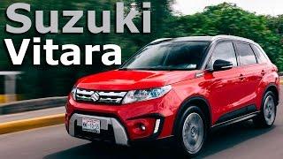 Suzuki Vitara 2016 a prueba(Más detalles de la prueba en: http://noticias.autocosmos.com.mx/2015/11/09/suzuki-vitara-2016-a-prueba., 2015-11-05T01:28:19.000Z)