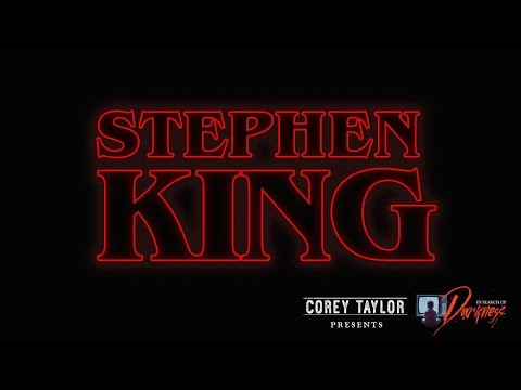 Stephen King - In Search of Darkness: Corey Taylor Collector's Edition