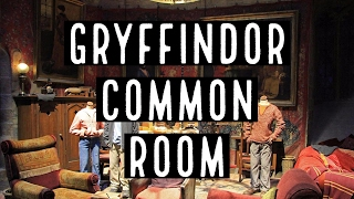Gryffindor Common Room | Gryffindor Tower