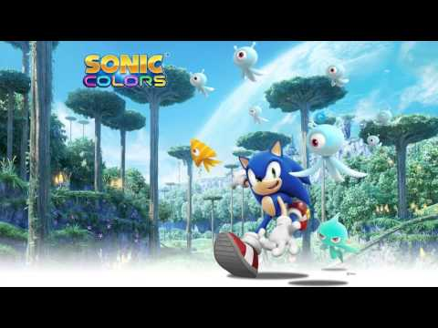 Aquarium Park Zone - Act 1 - Sonic Colors (Wii) Music 2 Hours Extended