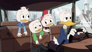 Утиные истории / DuckTales (2017) Первый трейлер анимационного сериала