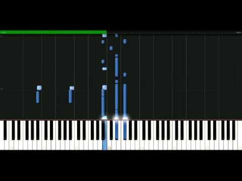 Gwen Stefani - Hollaback girl [Piano Tutorial] Synthesia   passkeypiano