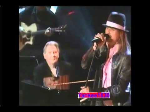 Jerry Lee Lewis w/ Kid Rock - I Walk The Line
