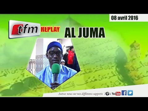 Al Juma du Vendredi 08 Avril 2016 à Marseille Partie 2 - TFM