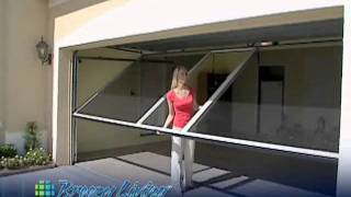 Breezy Living Screen - Action Automatic Door & Gate