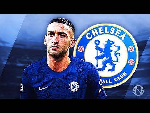 HAKIM ZIYECH - Welcome to Chelsea - Unreal Skills, Passes, Goals & Assists - 2020