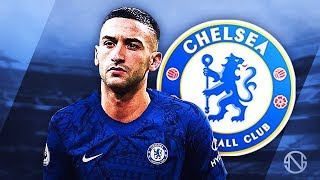 HAKIM ZIYECH - Welcome to Chelsea - Unreal Skills, Passes, Goals & Assists - 2020