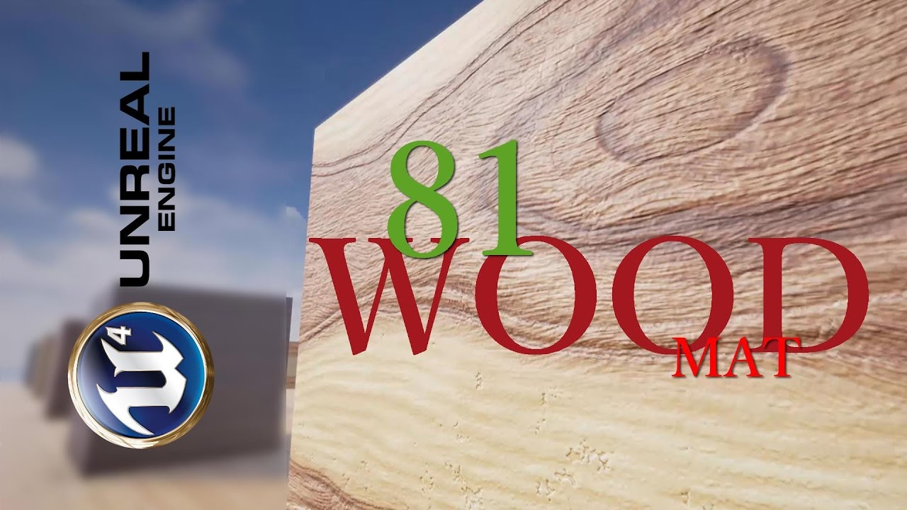 Free UnReal Engine Substance Wood materials + Download Link HD
