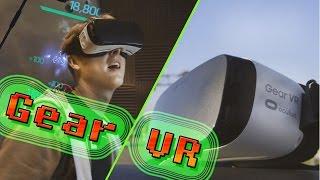 BEBOPVOX VS. THE GEAR VR!