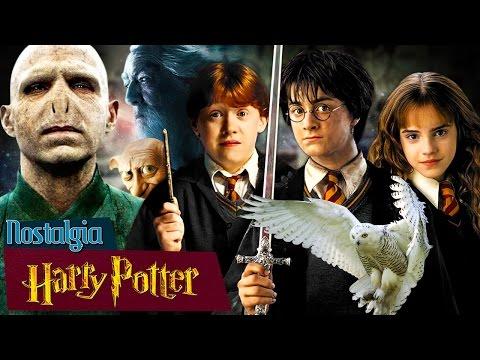 HARRY POTTER - Nostalgia