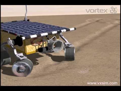 mars rover simulator - photo #20