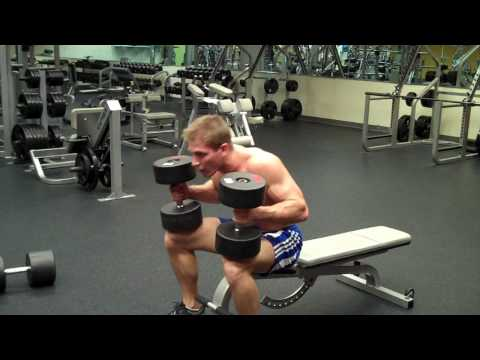 My Tricks: Dumbbell Bench Press