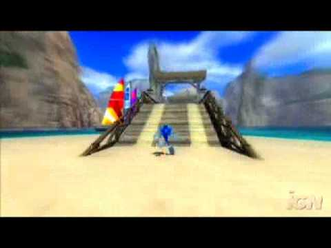 Sonic The Hedgehog - His World Instrumental