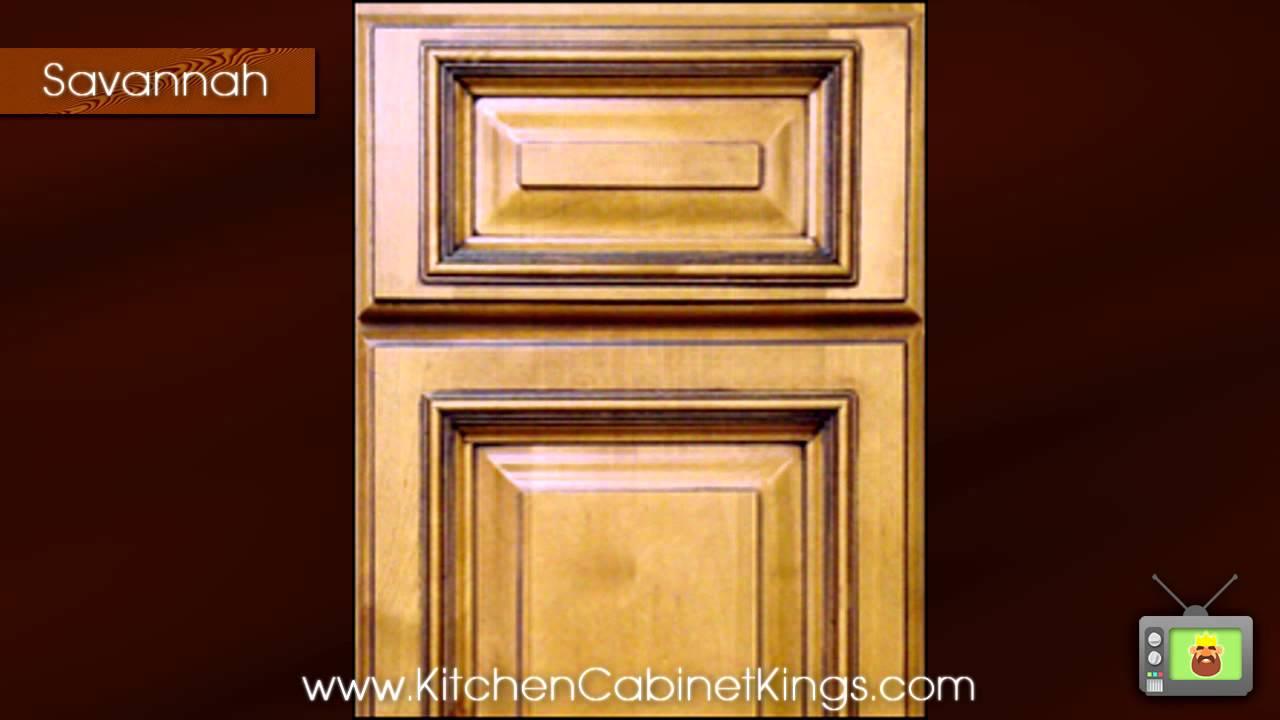 savannah kitchen cabinets by kitchen cabinet kings youtube rh youtube com savannah ga kitchen cabinets