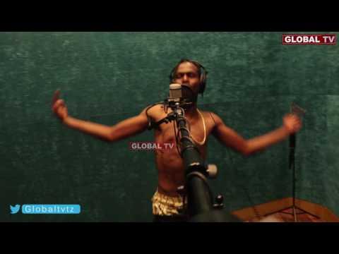 Itazame Studio Session Ya 'Pepeta' Wimbo Mpya Wa Chin Bees