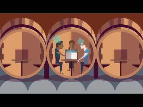 Marston's - Agile Working Animation | Top Banana
