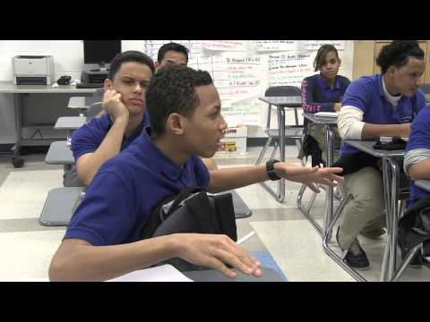Lawrence International High School PBIS video