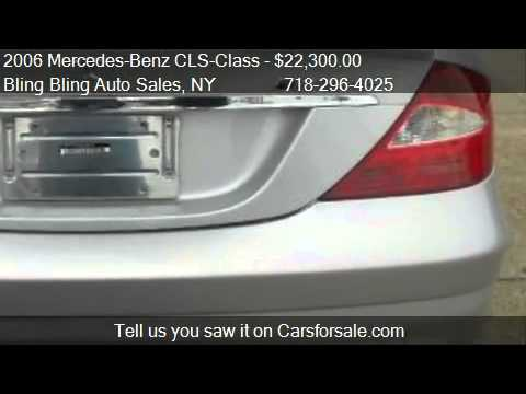 2006 Mercedes-Benz CLS-Class CLS55 AMG - for sale in Ozone P