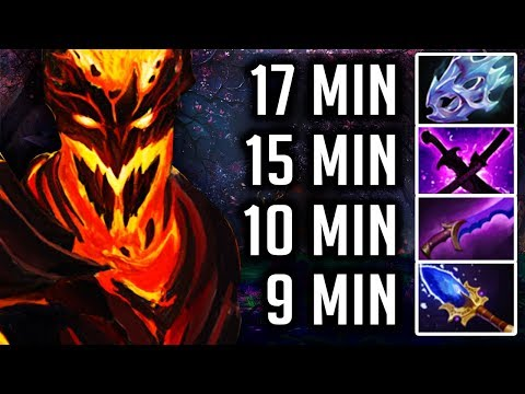 видео: СФ ОБЕЗУМЕЛ ОТ ФАРМА | shadow fiend dota 2