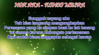 NDX AKA - Konco Mesra Lyrics HD Mp3