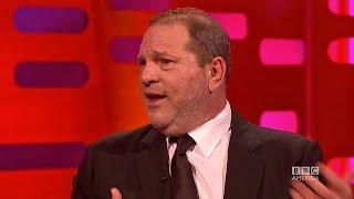 Harvey Weinstein on Good Will Hunting