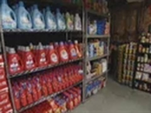 30 000 Couponing Stockpile Extreme Couponing Youtube