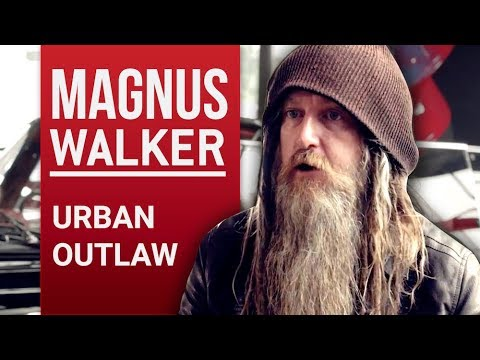 MAGNUS WALKER - URBAN OUTLAW  - Part 1/2 | London Real