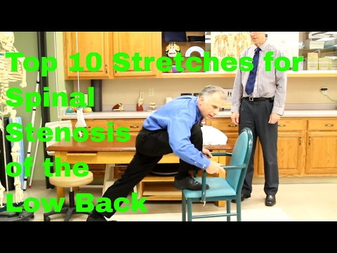 Top 10 Stretches for Spinal Stenosis of the Low Back (Lumbar)
