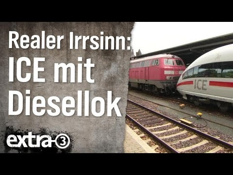 Realer Irrsinn: ICE